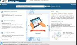 JGI Genome Portal - Home