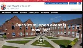 King Edward VI College, Stourbridge