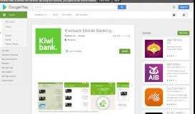 Kiwibank Mobile Banking - Apps on Google Play
