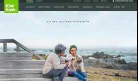 Kiwibank – New Zealand's bank