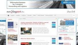 ŠKODA | Euro logistics portal