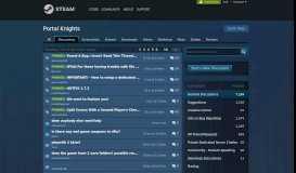 Kolemis Tesseract :: Portal Knights Generelle diskusjoner