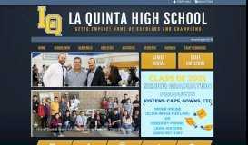 La Quinta High School