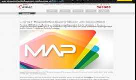 Lechler Map ® - Management software designed for final users of ...