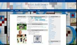 Leisure Online - West Hartford