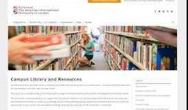 Library – Richmond University
