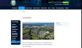 Location | Our College | Somerset College | Gold Coast