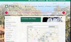 Locations and Maps   The San Antonio Orthopaedic Group