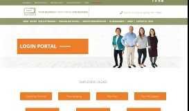 Login Portal - Flex Checks