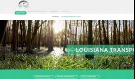 Louisiana Transportation - National MedTrans