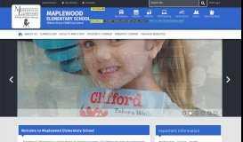Maplewood Elementary School - Marion County Public Schools