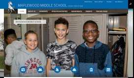 Maplewood Middle School / Overview