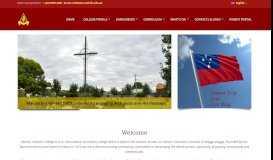 Marian Catholic College: MCC – MCC