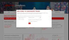 Market Reports - Santandertrade.com - Santander Trade Portal