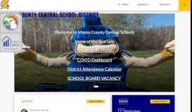 Mason County Central Schools – Our actions will inspire and equip ...