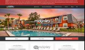 McKinley: Apartment Finder & Commercial Real Estate