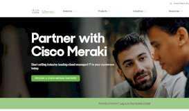 Meraki Partners - Cisco Meraki