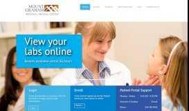 MGRMC Patient Portal - Mt. Graham Regional Medical Center