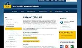 Microsoft Office 365   Information Technology   Drexel University