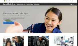 Microsoft School Data Sync