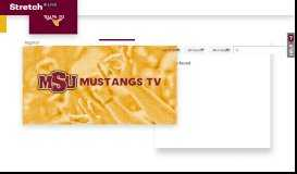 Midwestern State - Home