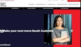 Migration SA