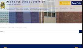 MMS Parent Portal Information – Old Forge School District