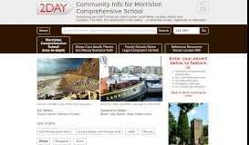 Morriston Comprehensive School - Death & Bereavement around ...
