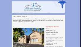 Mount Graham Family Medicine - 1300 S 20th Ave, Safford AZ