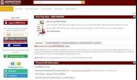MSU Portal - Midwestern State University