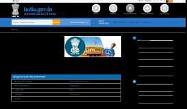 My Government   National Portal of India