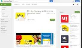 My Idea-Recharge and Payments – Apps on Google Play