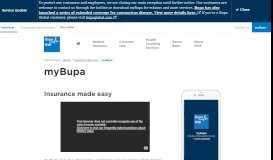 myBupa | Bupa Hong Kong