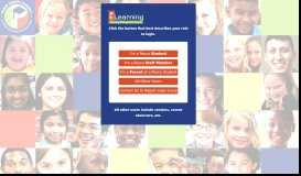 myLearning | Pasco County Schools: Select User Type