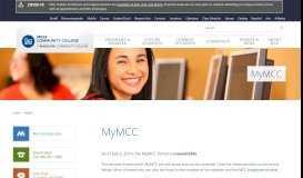 MyMCC   Mesa Community College