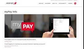 myPay | Aramark