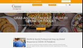 Nestlé Professional   Creative Food & Beverage Solutions