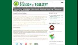 Nevada Tree City USA Program   Nevada Division of Forestry