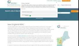 New England - Higher Education Jobs - Higher Education Recruitment ...
