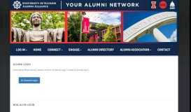Non-Alum Login - UI Alumni Network
