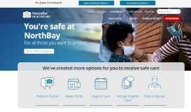 NorthBay Healthcare | Solano County Fairfield, Vacaville