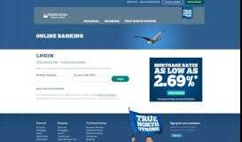 Northern Credit Union - Online Banking