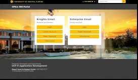 Office 365 Portal | UCF - University of Central Florida