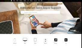 Offizieller Apple Support