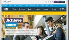ONCAMPUS   Prepare For University - Pre University Courses ...