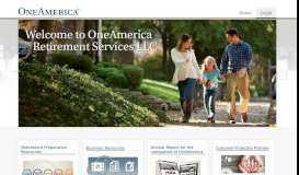 OneAmerica Retirement Services