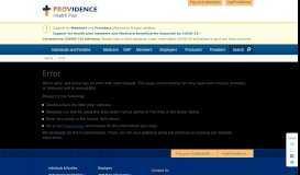 Online billing and enrollment portal | Health Insurance for Employers ...