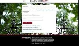 Online Booking Tool | Harvard Travel Services