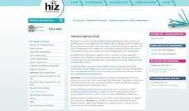 Origin Campuslizenz - Hochschul-IT-Zentrum des Saarlandes