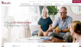 OU Physicians-Tulsa - University of Oklahoma